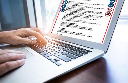 Arbeitsschutz-Center Fachinformationen kombiniert mit mehr als 1.000 Vorlagen