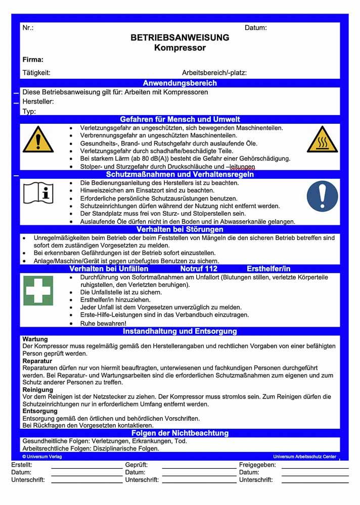Arbeitsschutz-Center-Universum-Verlag-Betriebsanweisung-Beispiel-1
