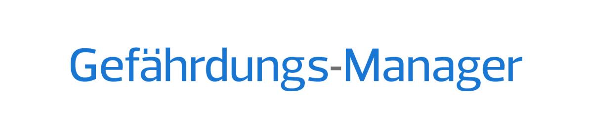 Logo Gefährdungsmanager Universum Verlag